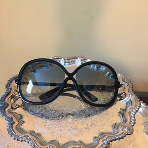 Tom Ford Sonja TF185-01B Used Condition